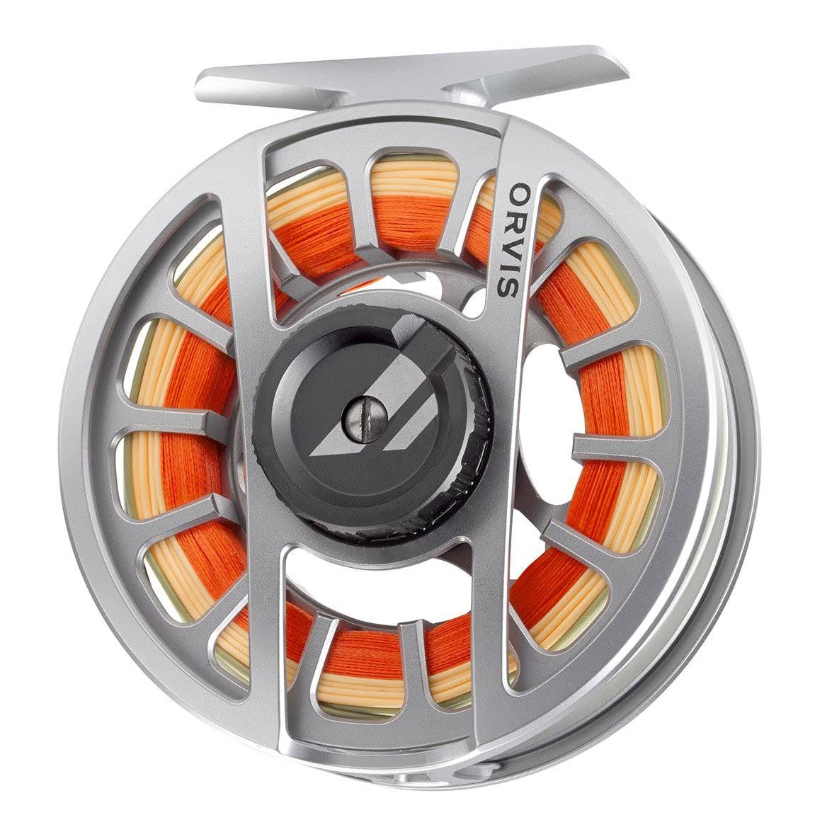 Orvis Hydros Fly Reel, Silver / I