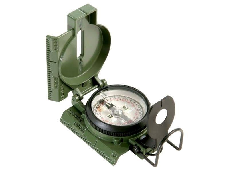 Cammenga Official US Military Tritium Lensatic Compass Clam Pack 166742 3Hcs