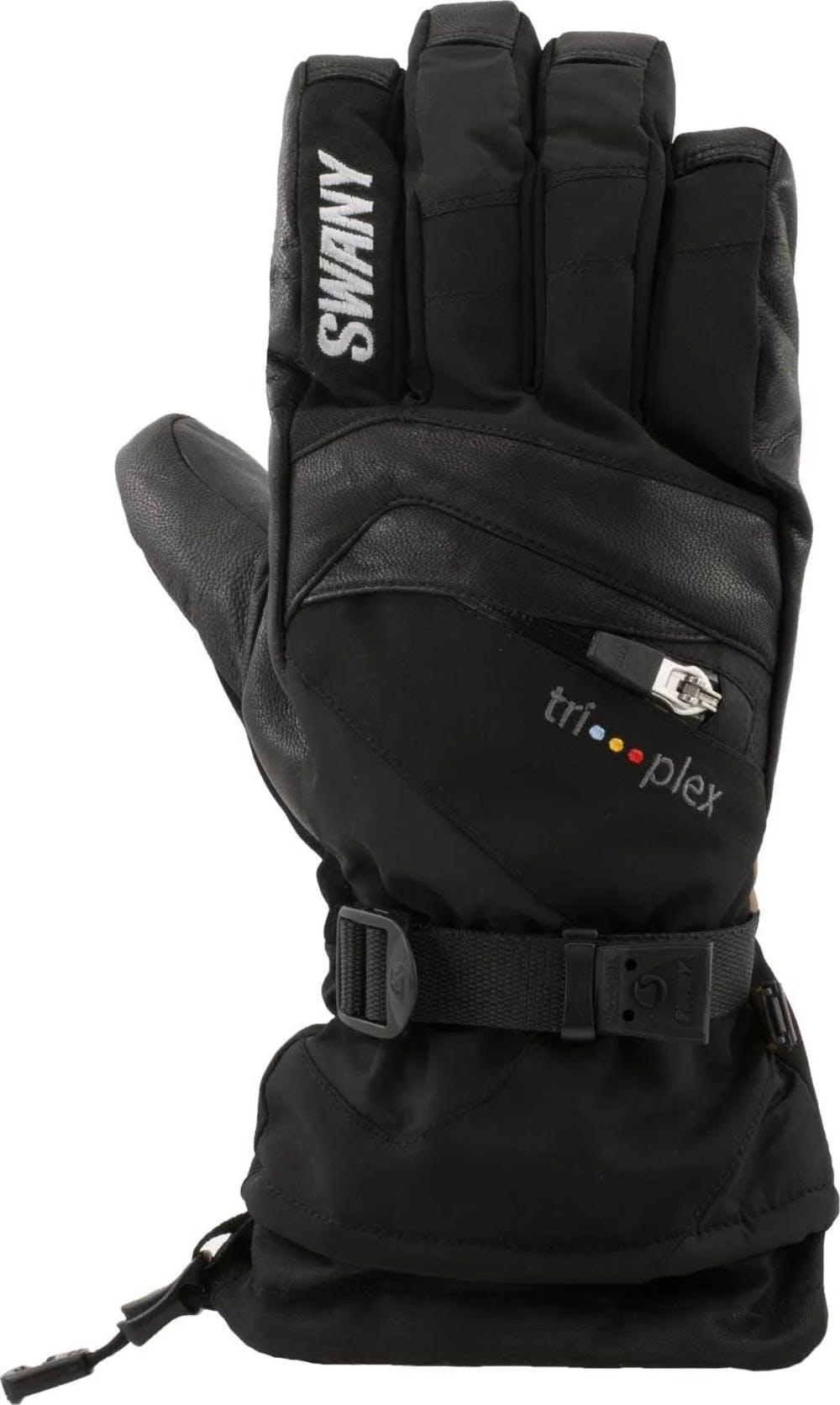 Swany Men's X Change Glove Black