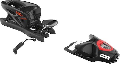Look NX JR 7 Ski Bindings
