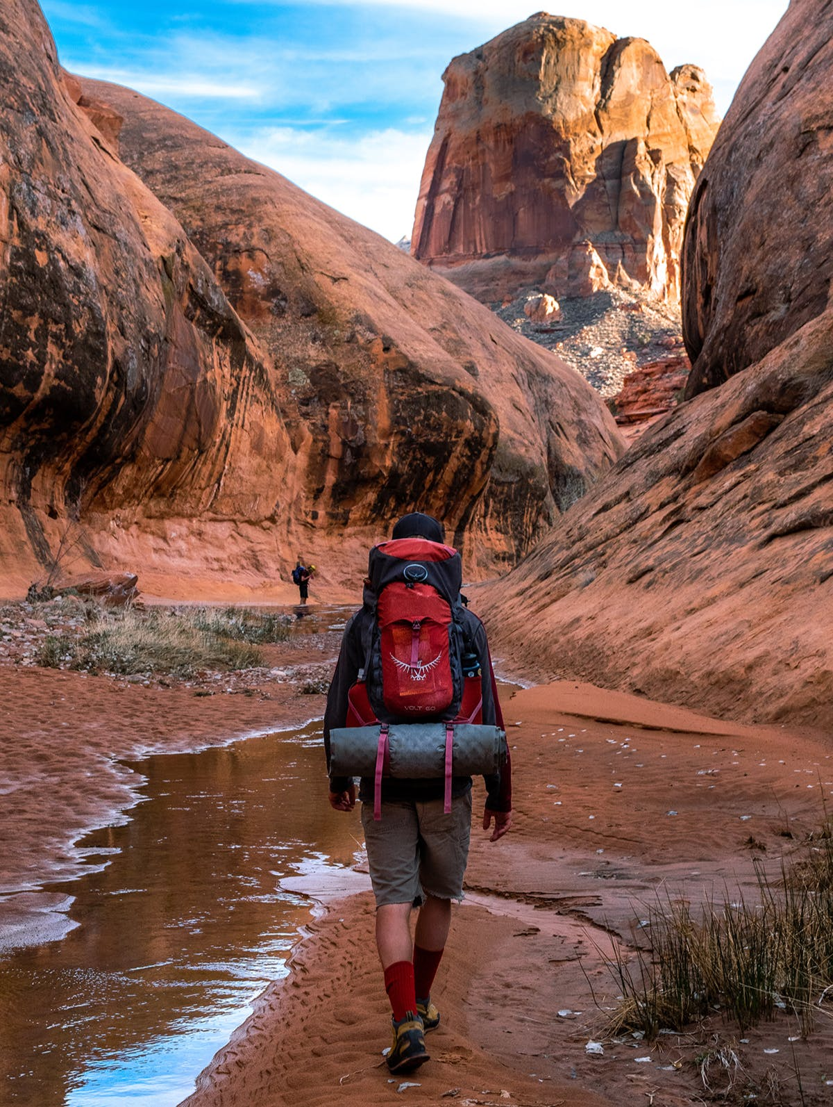 Camping & Hiking Expert Kael Van Buskirk