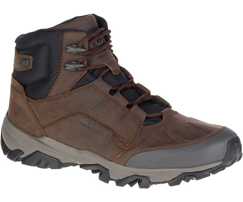 Merrell - Coldpack Ice Mid - 11.5 - Clay