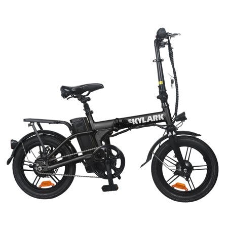 NAKTO Skylark Folding Electric Bicycle With 250W Brushless Motor
