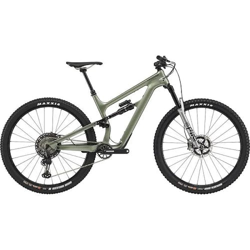 Cannondale 29 M Habit Crb 1 Mountain Bike
