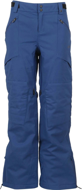 Oakley Women's Ski Insulated 15k/2L Pant Small Dark Blue