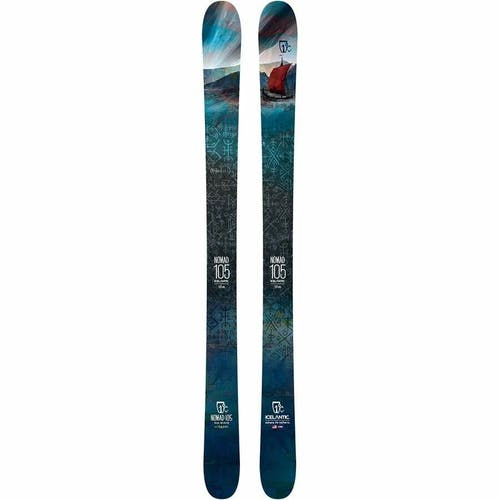Icelantic Nomad 105 Skis · 2021