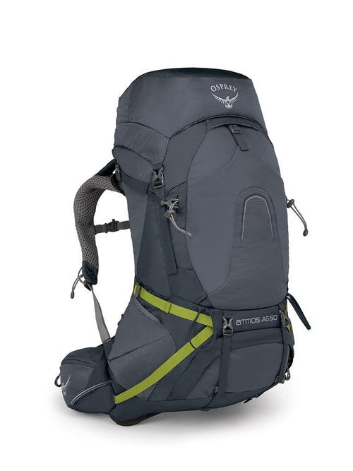 OSPREY - ATMOS AG 50 PACK - MEDIUM - Abyss Grey
