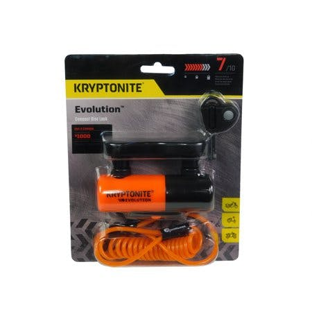 Kryptonite 720018-003212 Compact Disc Lock
