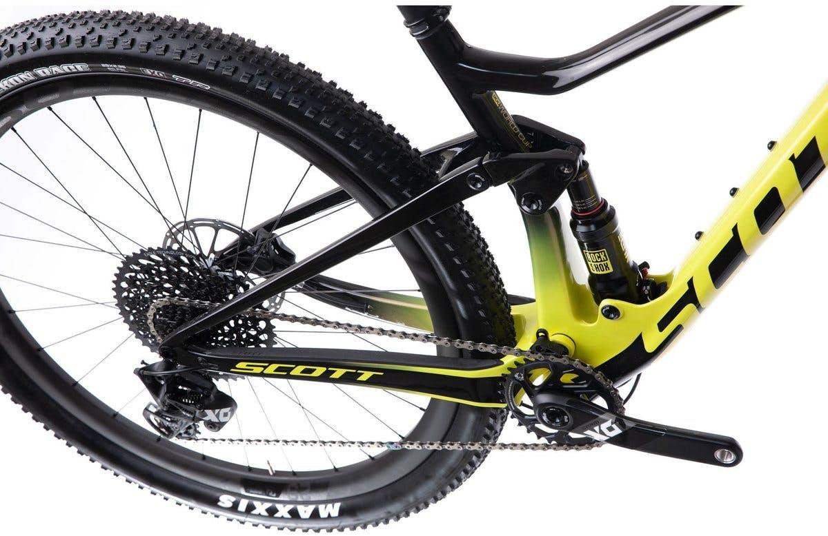 Scott Spark RC 900 World Cup Mountain Bike
