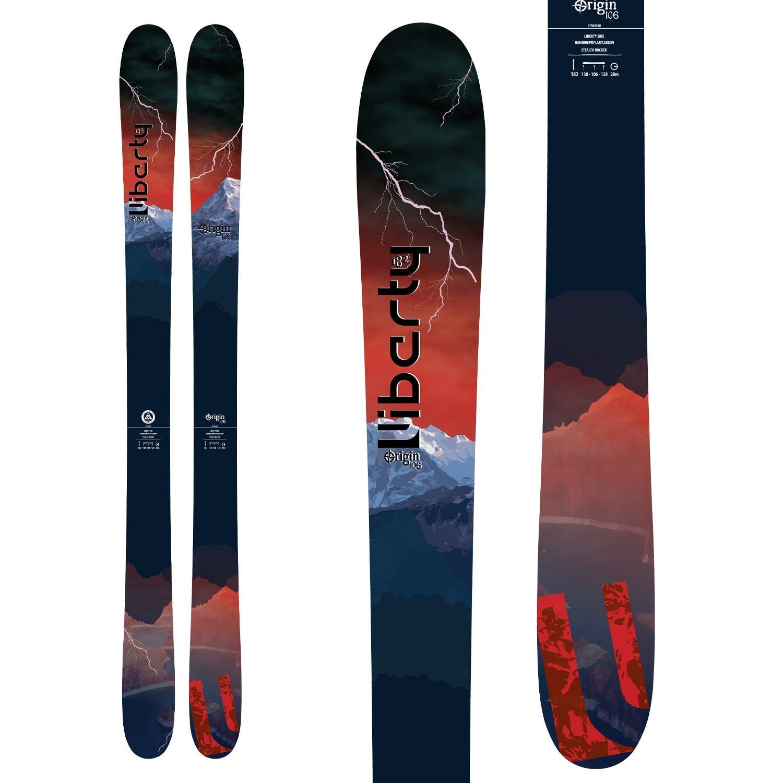 Liberty Origin 106 Skis · 2021