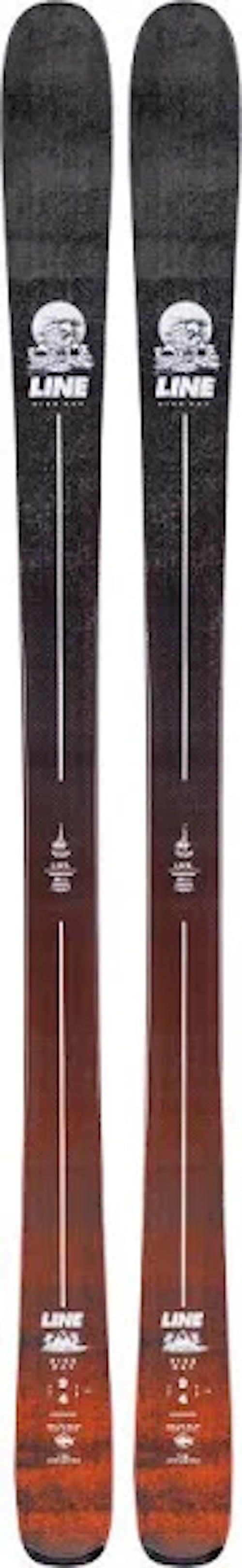 Line Sick Day 94 2020 Skis - 186 cm