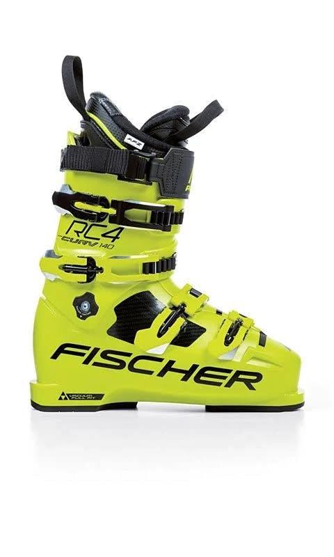 Fischer RC4 Curv 140 Vac FF  29.5 Ski Boots · 2018