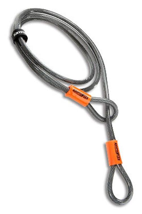 Kryptonite - KryptoFlex Looped Cable - 4
