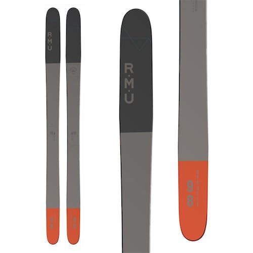 RMU Apostle 98 Wood Skis 2020