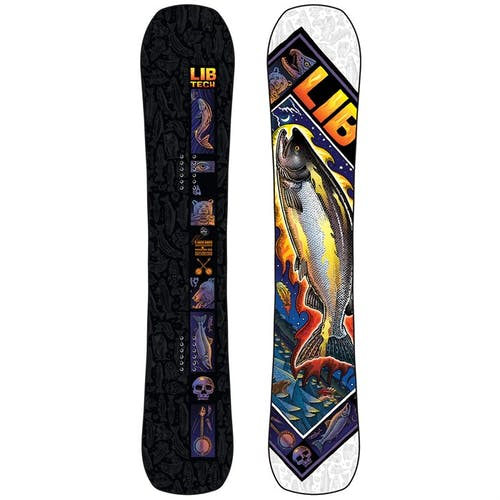 Lib Tech Ejack Knife Snowboard · 2021