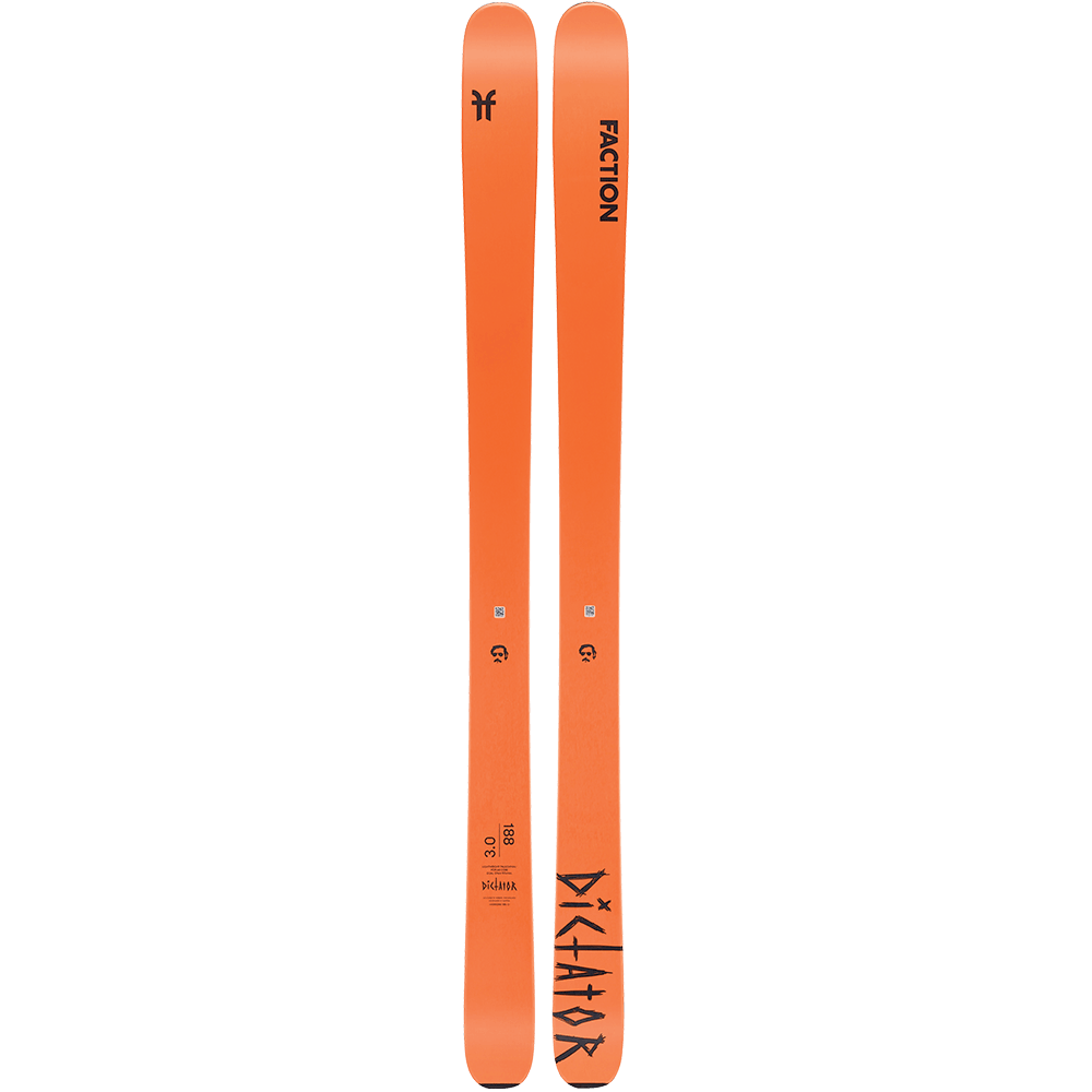 Faction Skis Dictator 3.0 Skis · 172 cm