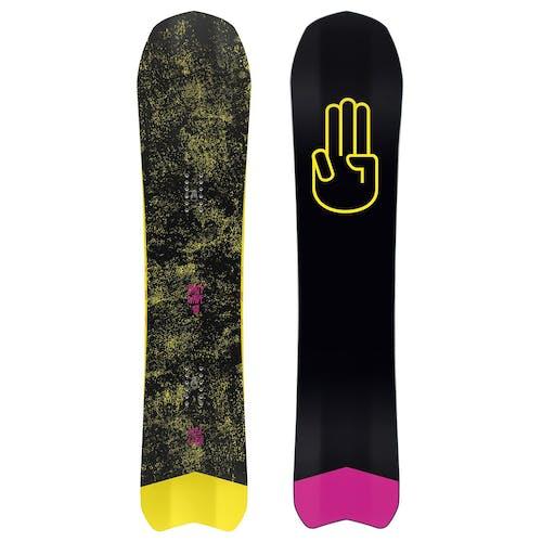 Bataleon Party Wave Snowboard · 2021