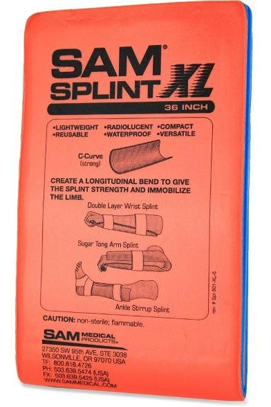 Sawyer - Sam Splint XL