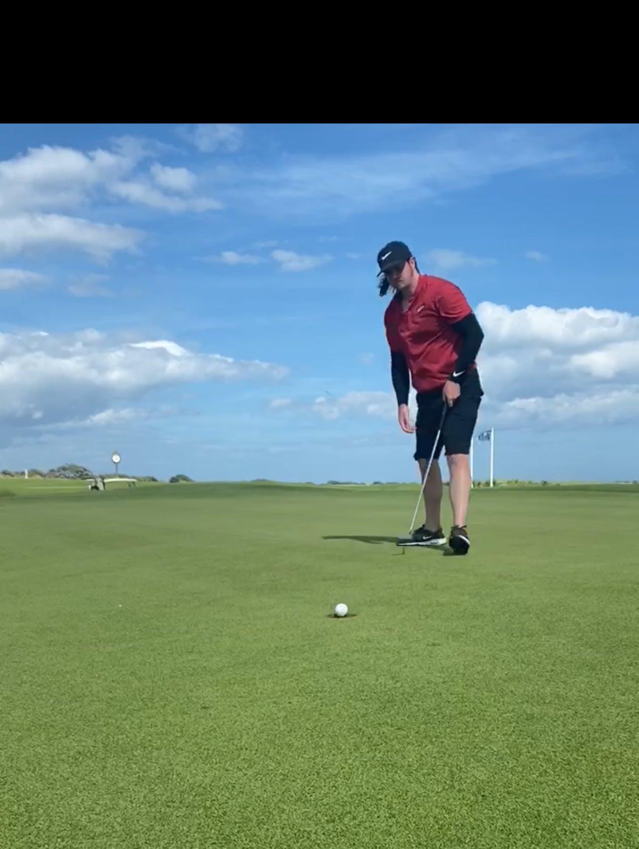 Golf Expert Cameron Lukes