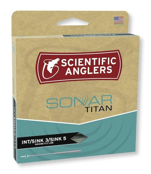 Scientific Anglers Sonar Titan Int/Sink 3/Sink 5 Fly Line