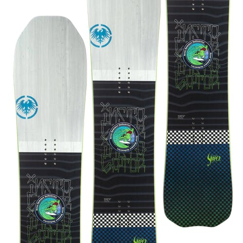 Never Summer Insta/gator Snowboard · 2020