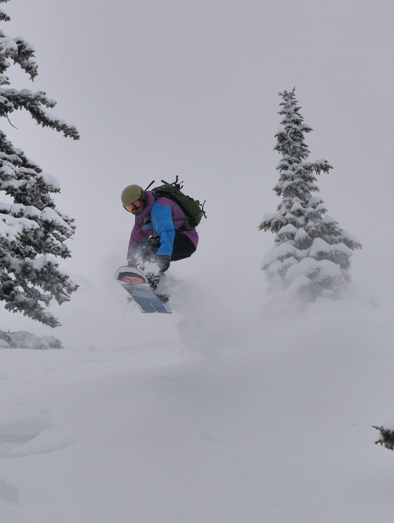 Snowboard Expert Fabio D.