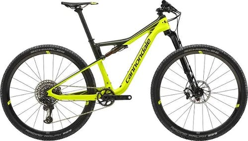 Cannondale 27.5 M Scalpel Si HM World Cup Mountain Bike · 2020