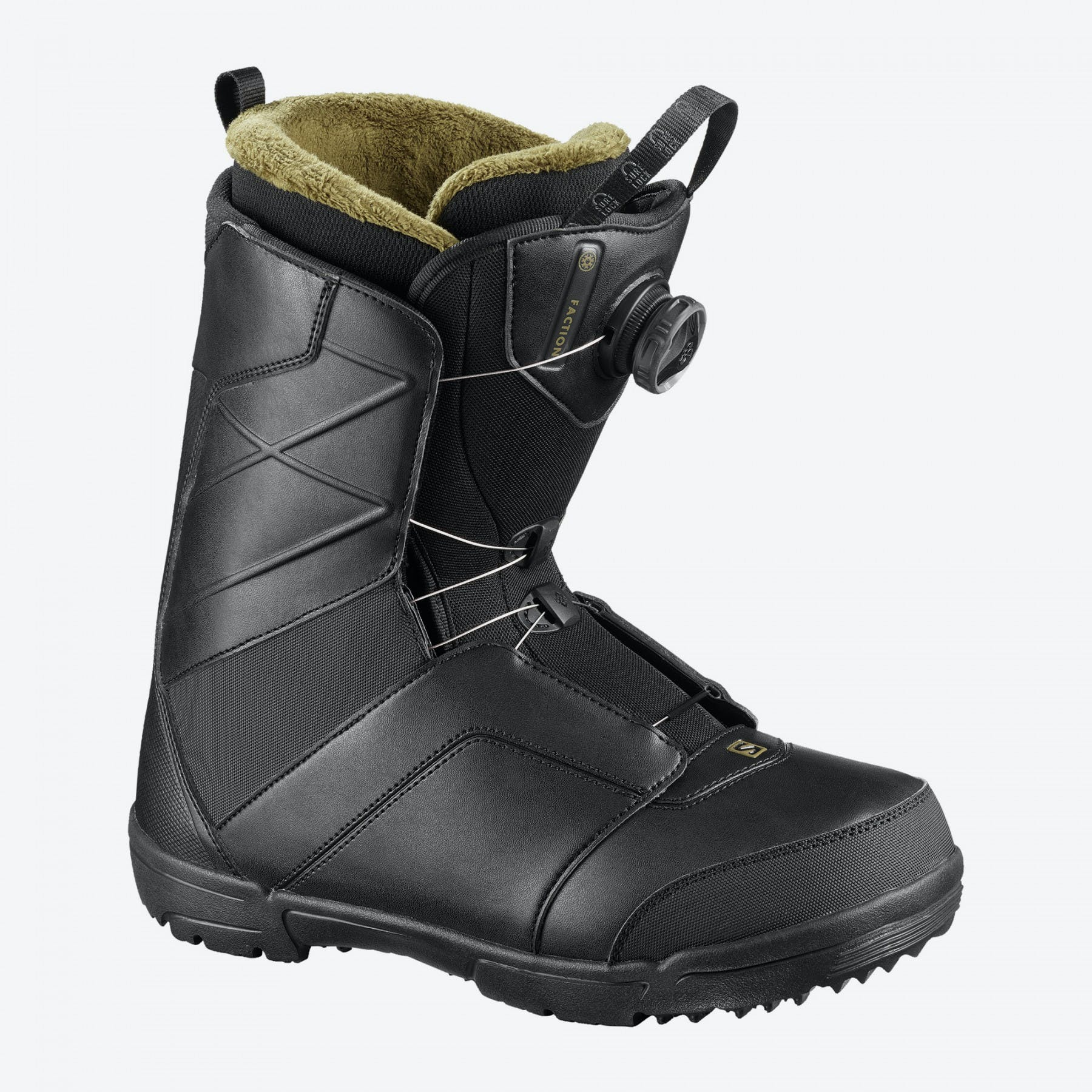 Salomon Faction BOA  Snowboard Boots · 2020