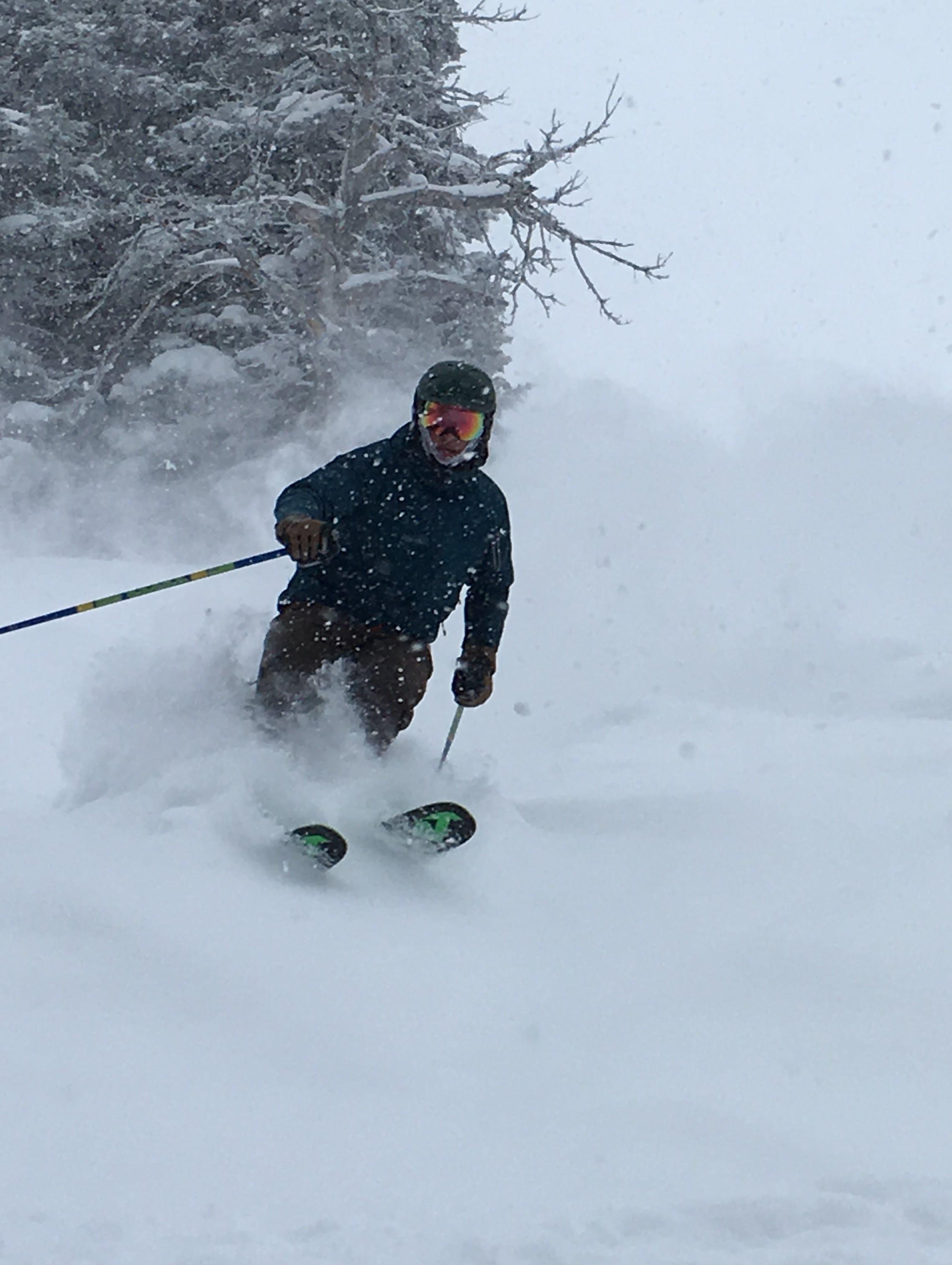 Ski Expert Robert Funk