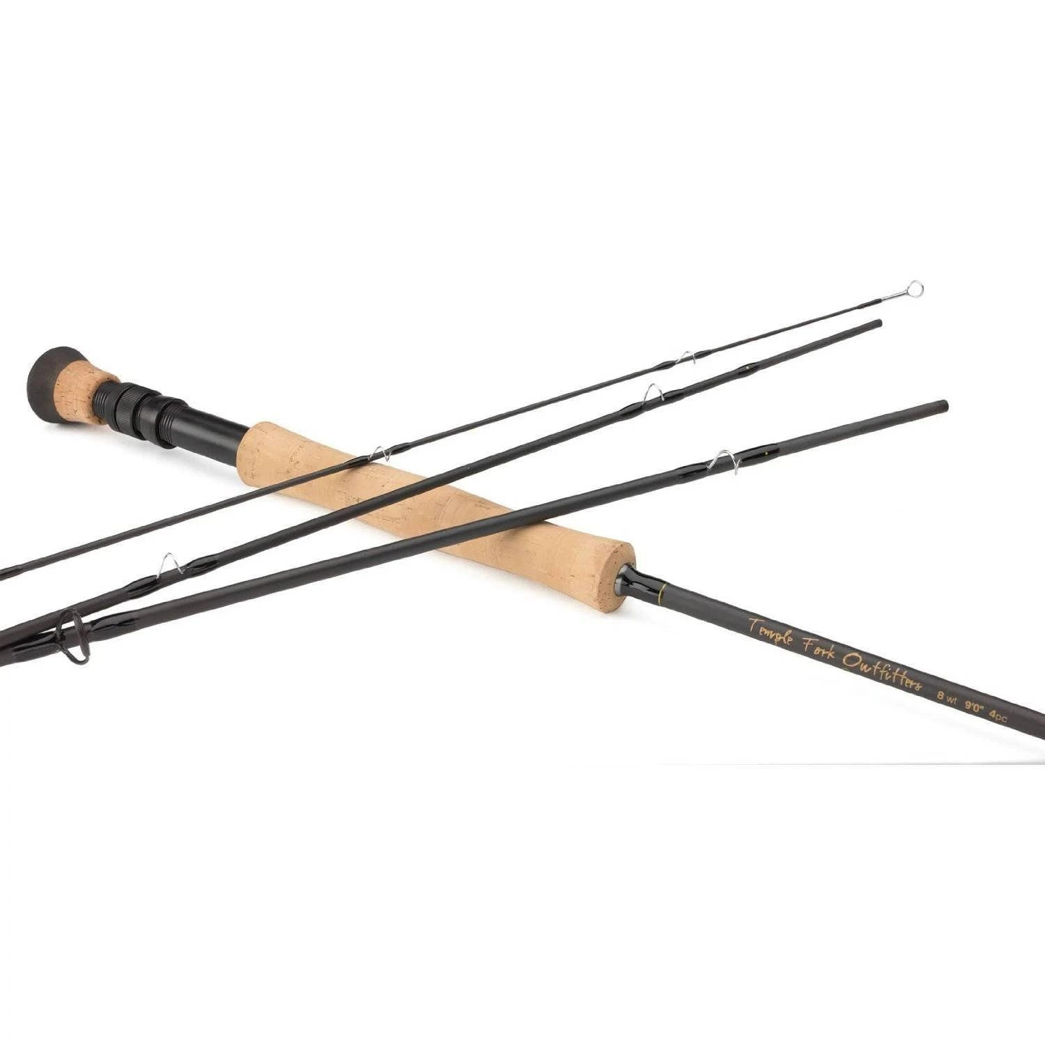 TFO Professional Series II Fly Rods 9' 7wt 4pc