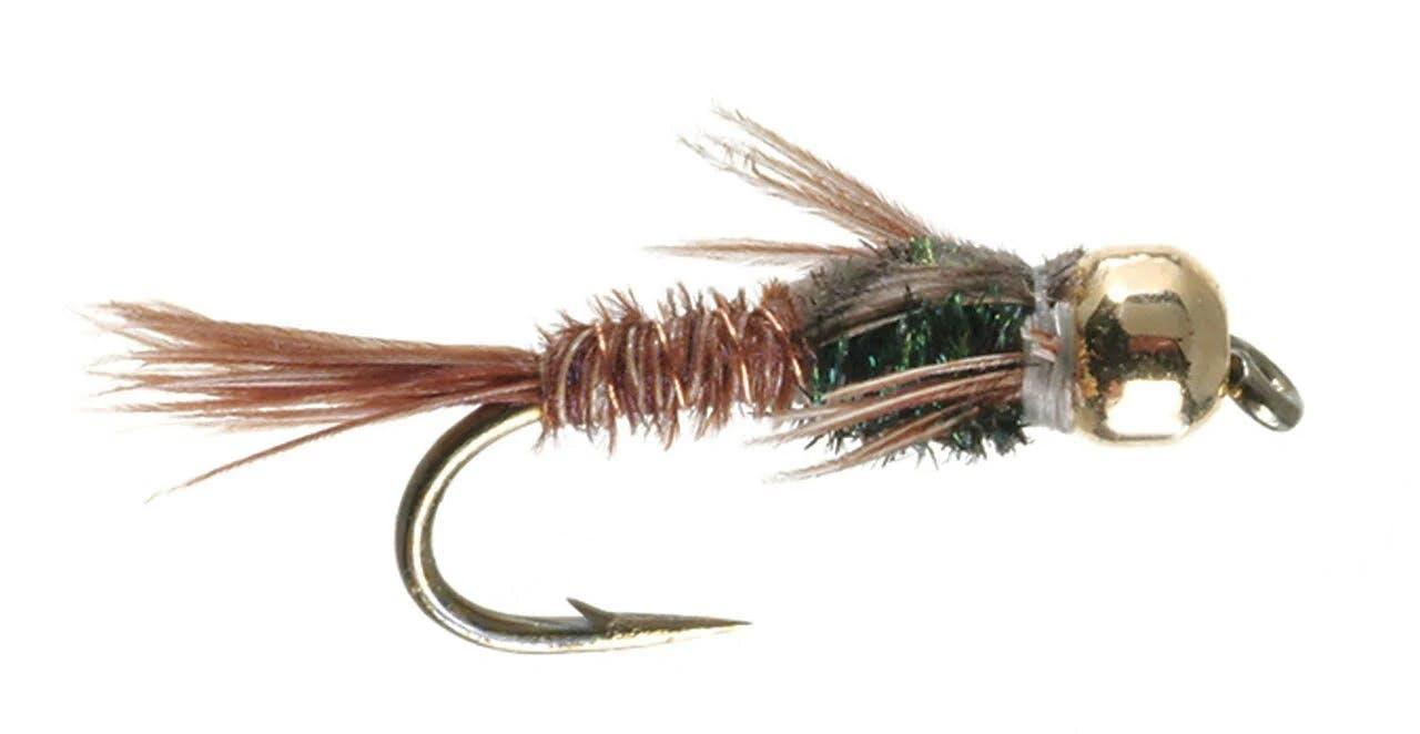 Umpqua Tungsten Pheasant Tail Nymph Fly - Size 16