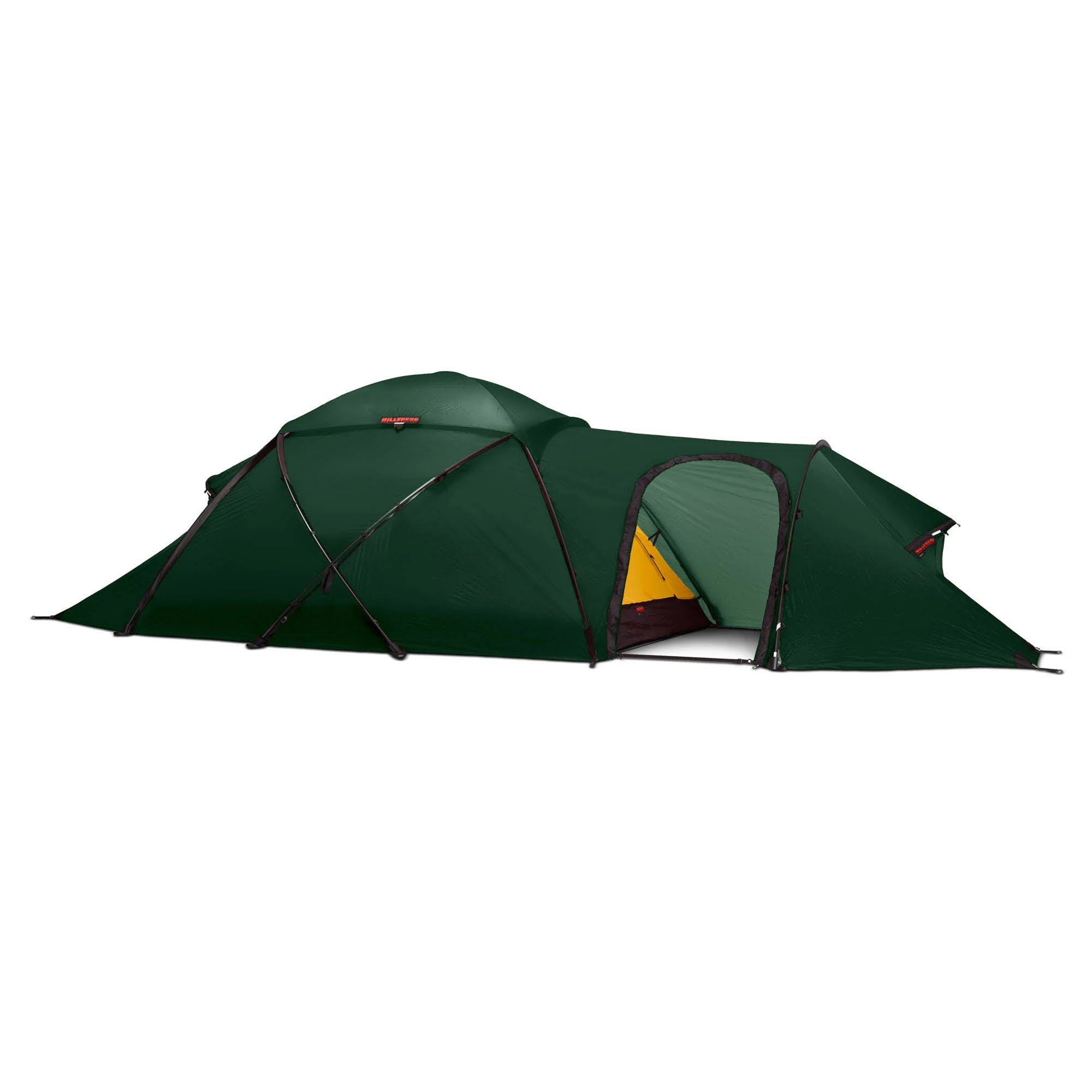 Hilleberg Saitaris 4 Person Tent, Green