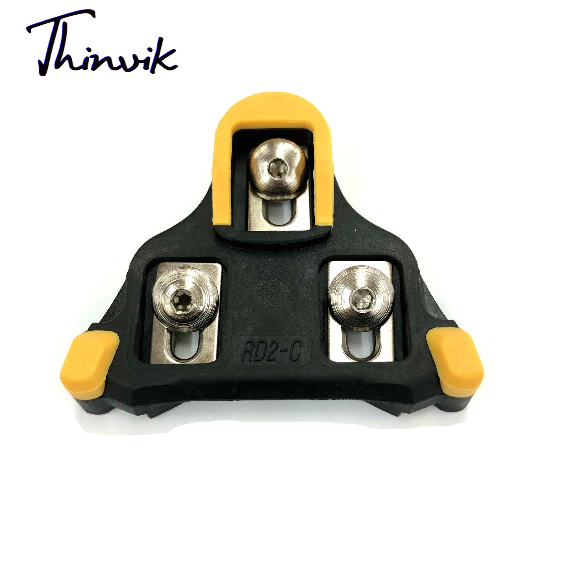 edec587600b9 Thinvik Road Bike Cleats 6 Degree Float Self-locking Cycling Pedals Cleat  For Shimano SH-11 SPD-SL System Shoes   Curated.com