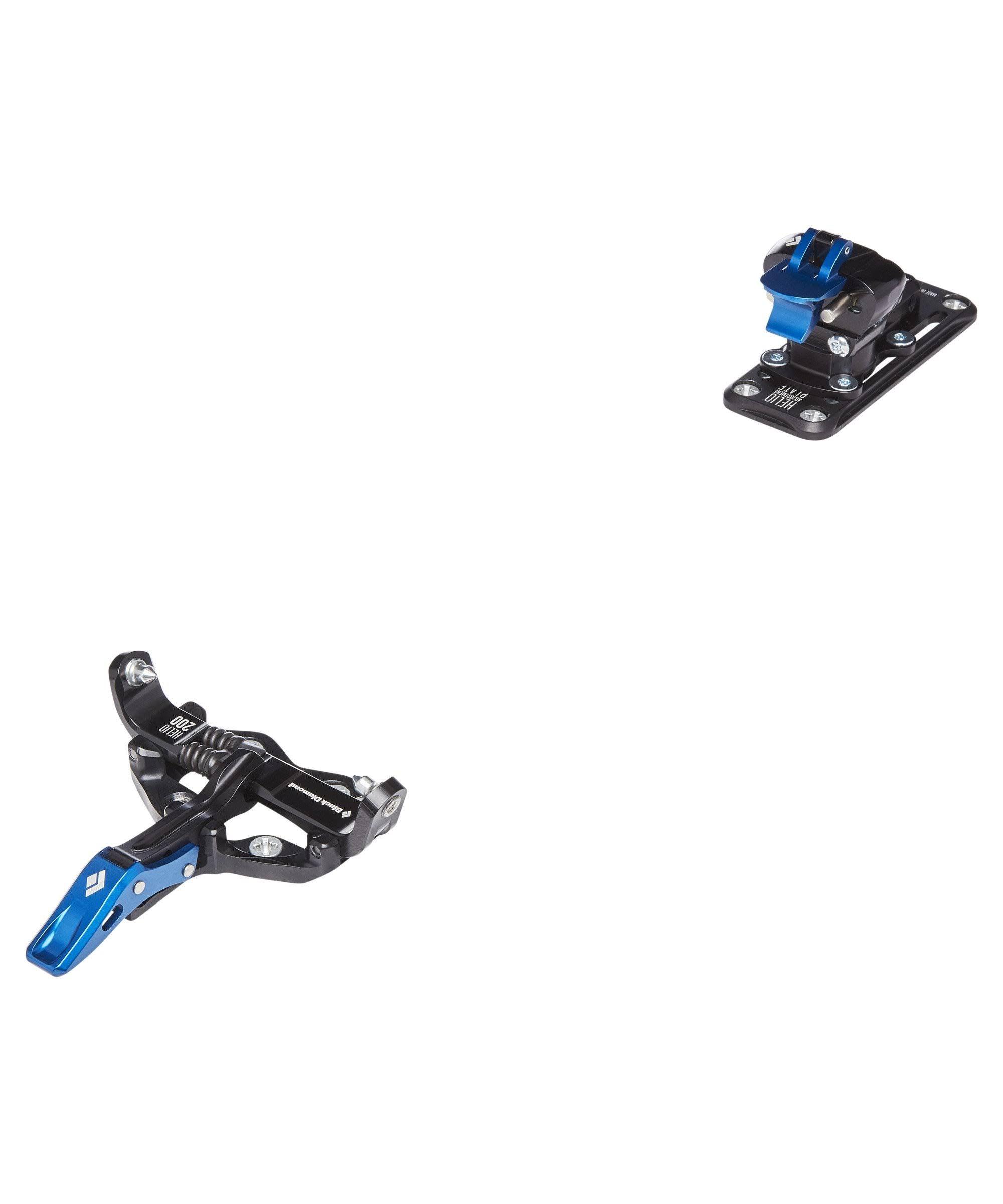 Black Diamond Helio 200 R5-10 Ski Bindings