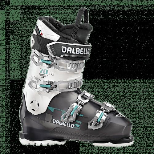 DALBELLO - DS MX 70 BOOT - 26 - Black Trans - White