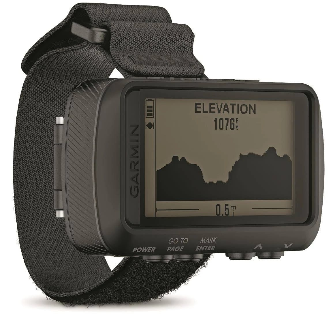 "Garmin Foretrex 701 Ballistic Hiking GPS Watch - 2"" Display"
