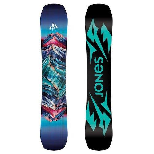 Jones Twin Sister Snowboard · 2021
