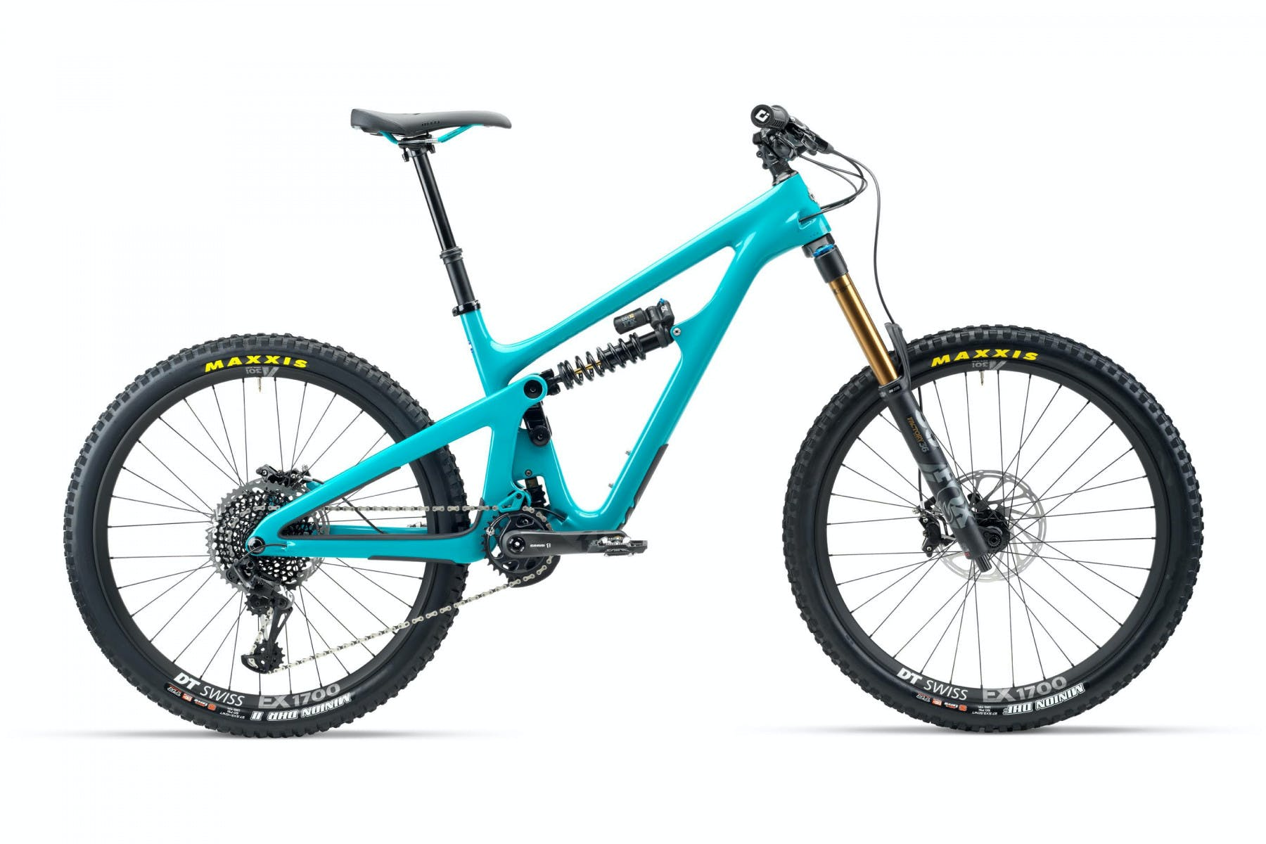 Yeti SB165 T X01 Mountain Bike