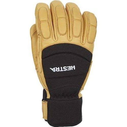 Hestra Vertical Cut Czone Glove Black/tan 10