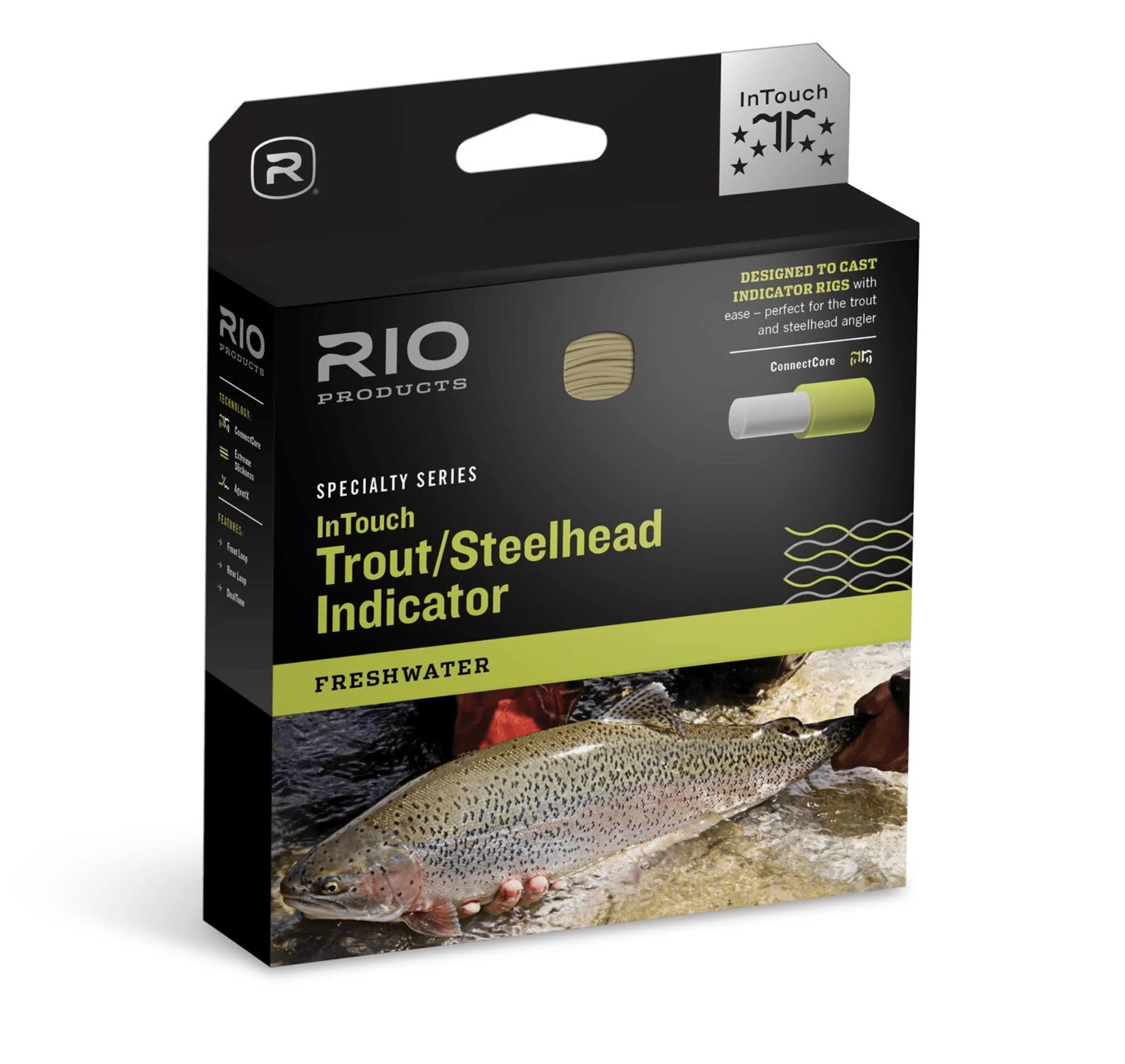 Rio InTouch Trout Steelhead Indicator Fly Line WF7F