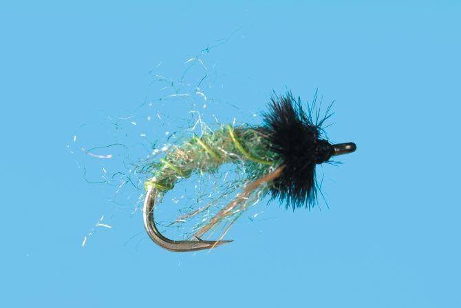 Caddis Electric Rock Worm by Solitude, #14