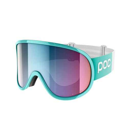 POC Retina Big Clarity Comp Goggles Tin Blue/spektris Pink