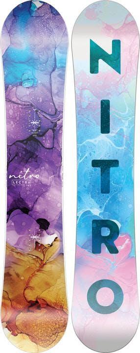 Nitro Lectra Snowboard · 2022