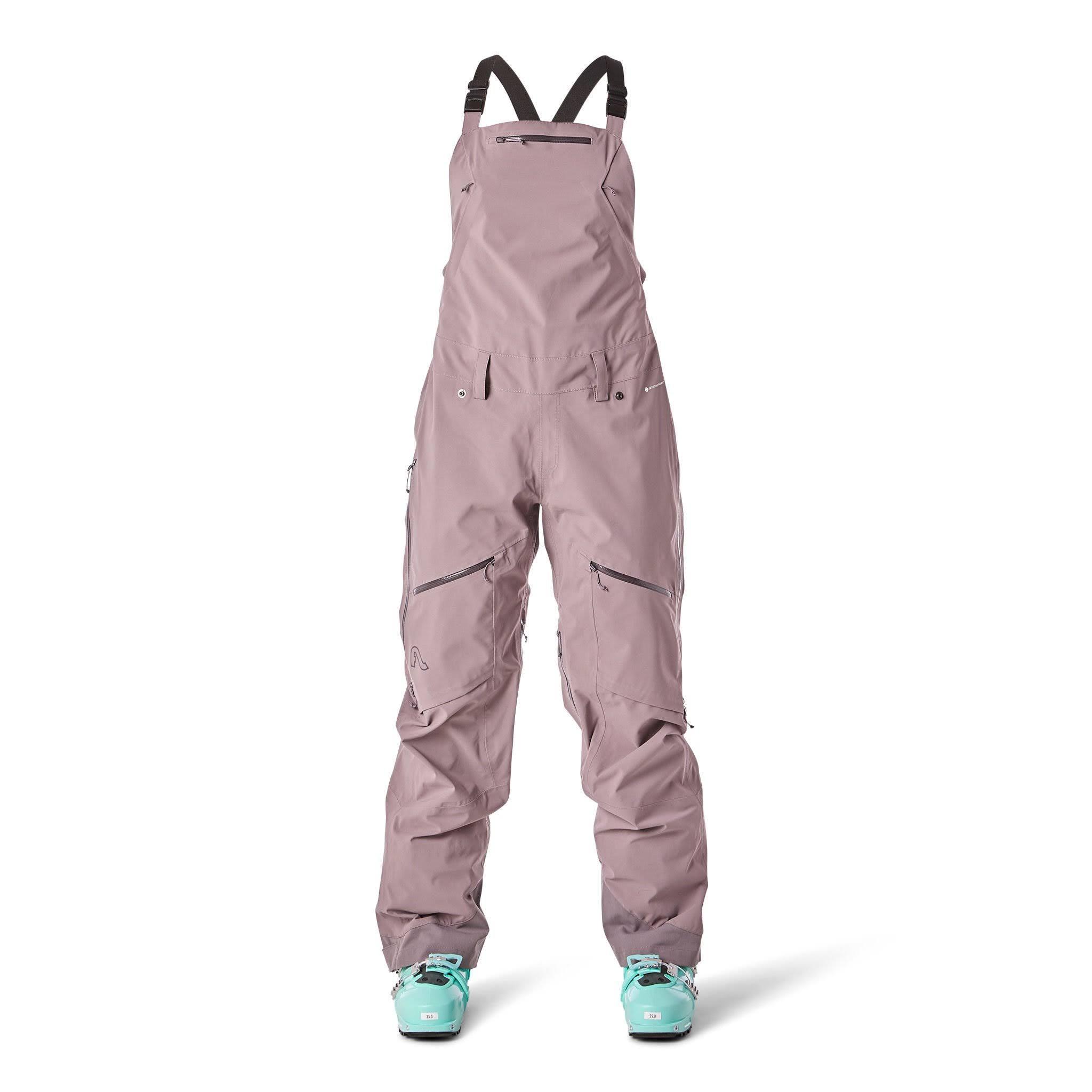 Flylow Foxy Bib Women's Shark / M Pants