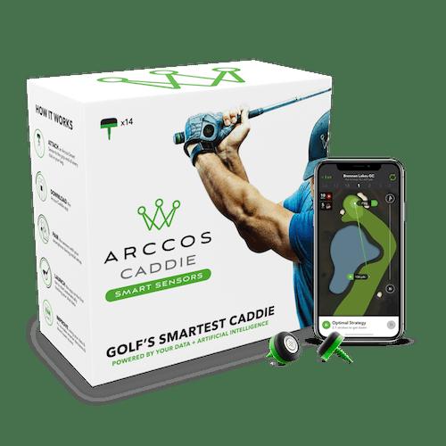 Arccos Caddie Smart Sensor