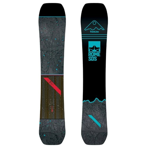 Rome Ravine Snowboard · 2020