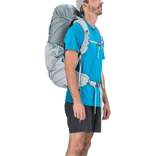 OSPREY - LEVITY 45 PACK - LARGE - Parallax Silver