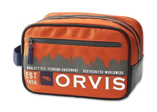 on The Fly Travel Kit | Orange | Orvis