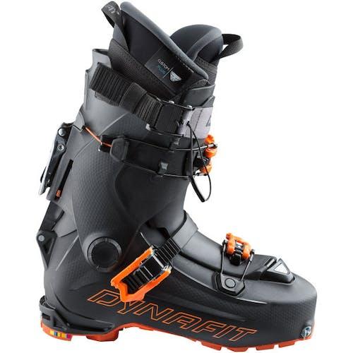Dynafit Hoji Pro Tour Ski Boots 29.5 Asphalt/fluo Orange