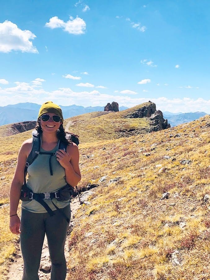 Camping & Hiking Expert Olivia Whitehead